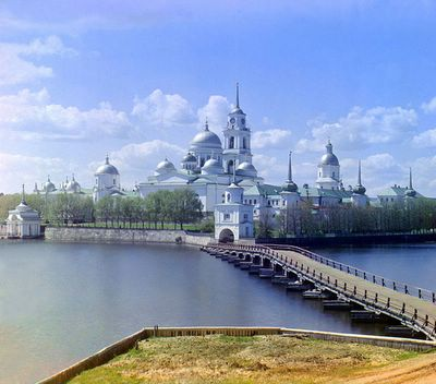 The photographs of Sergei Prokudin-Gorskii
