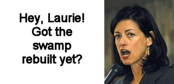 Laurie David, Swamp Killer