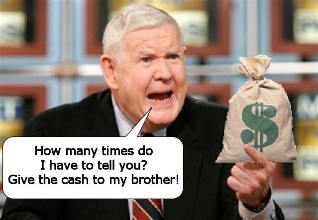 John Money Bags Murtha