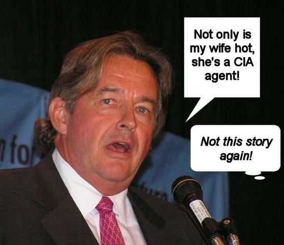 Joe WIlson, liar