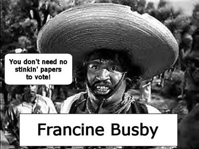 Francine Busby