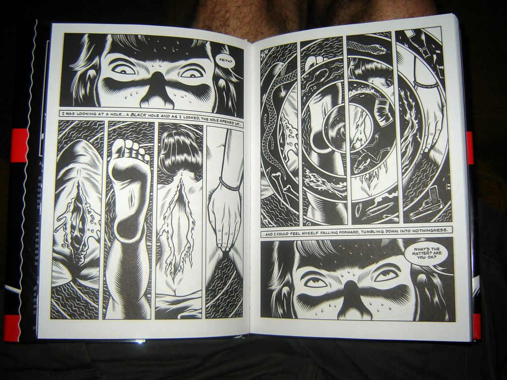 yearbook black hole charles burns - photo #28