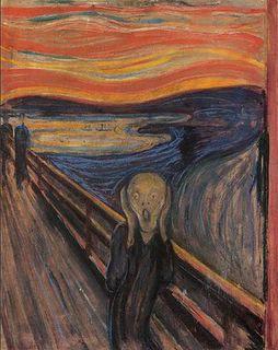 El Grito (Evard Munch)