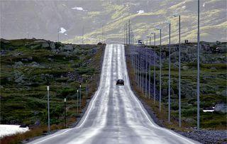 will weg (Fernweh) - Norwegen XI (Von Stefan Zimmermann)
