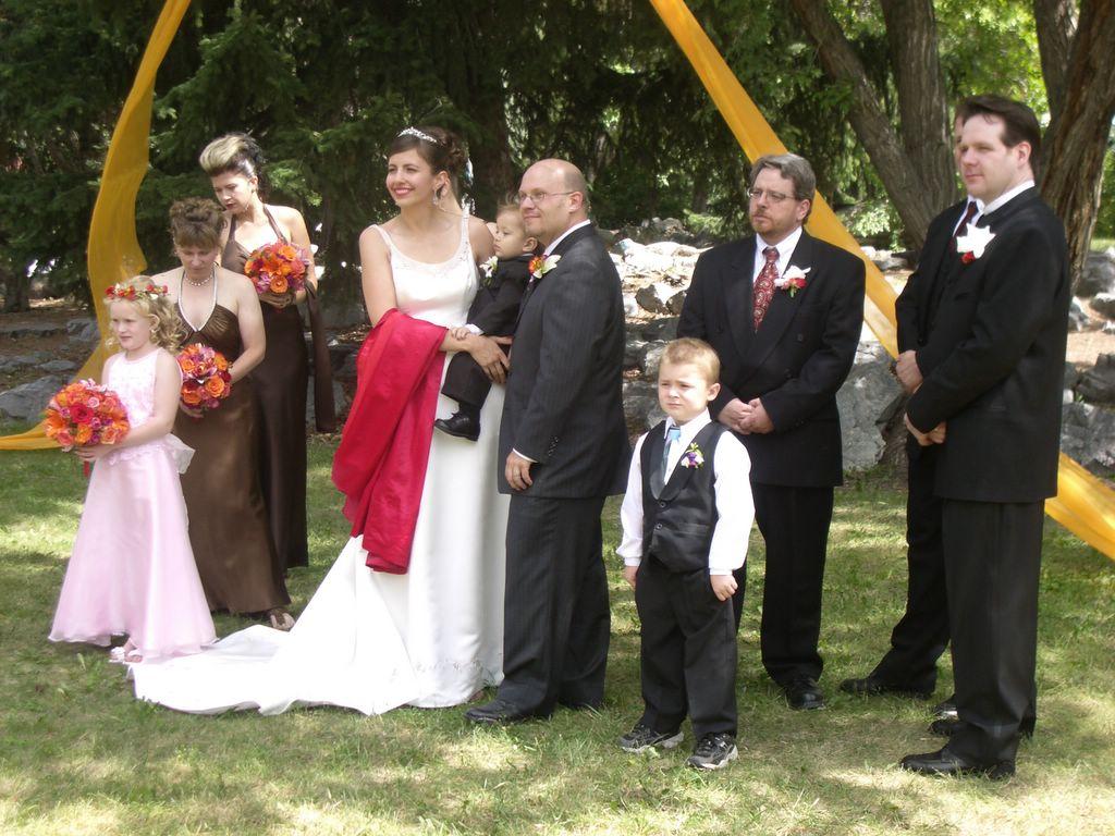 Brad gushue wedding