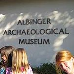 the Albinger Archaeological Museum in Ventura