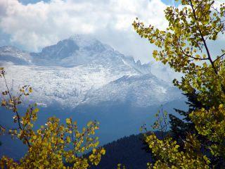 Long's Peak, Rockies