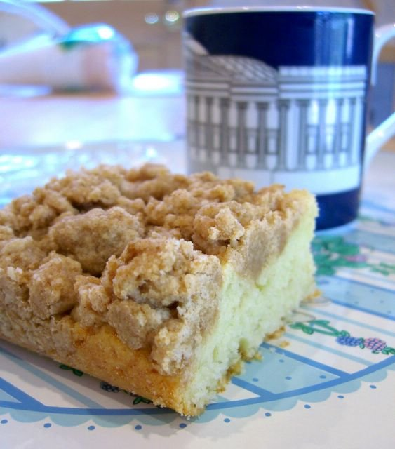 Martha stewart crumb coffee cake recipe