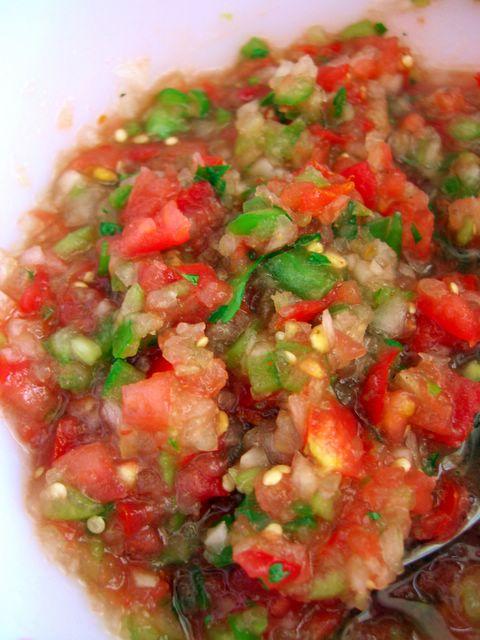 Salsa Fresca | Baking Bites