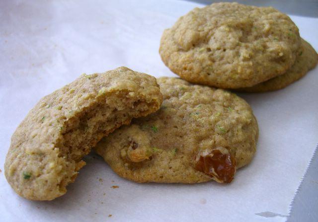 Zucchini Cookies | Baking Bites