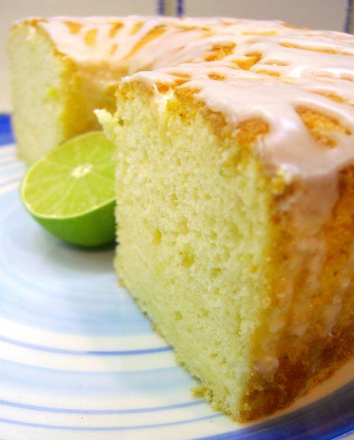 Lemon lime cake recipes