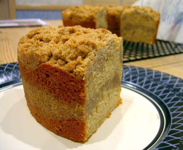 bakingsheet: Cinnamon Streusel Coffee Cake