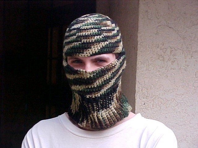 Knit Ski Mask Pattern : Loom Knit Ski Mask Pattern Images - Frompo - 1