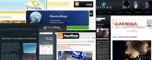 Blogs Chilenos