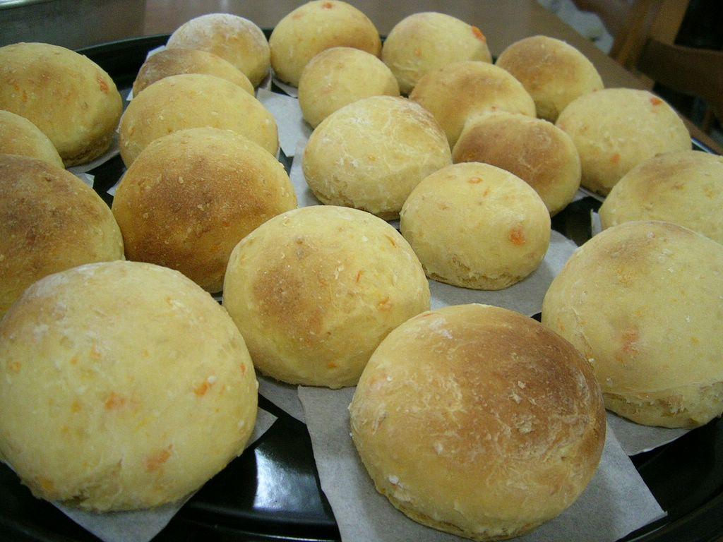 Eat First Think Later: Sweet potato bun