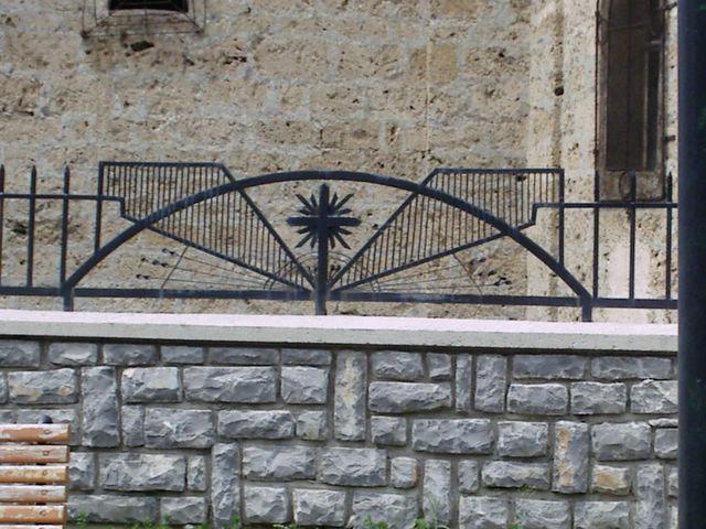 Wall Compound Grill Design : Compound wall gate joy studio design gallery best