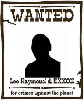 Lee Raymond :: Exxon - Greenpeace