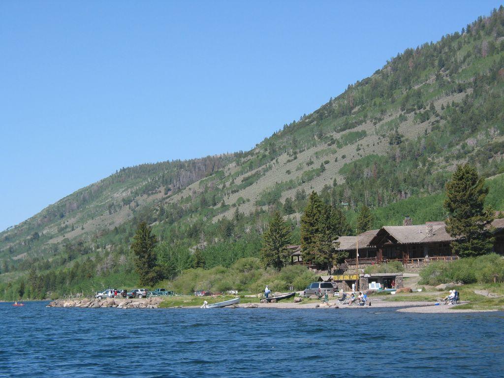 The wonderful world june 2006 for Fish lake utah