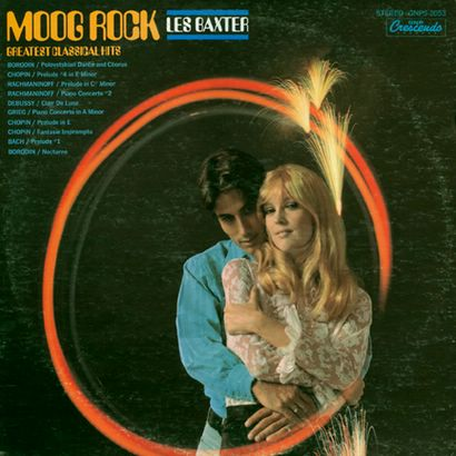 Les Baxter - Moog Rock (1968)