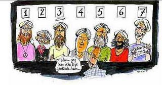 Danish muhammed cartoons