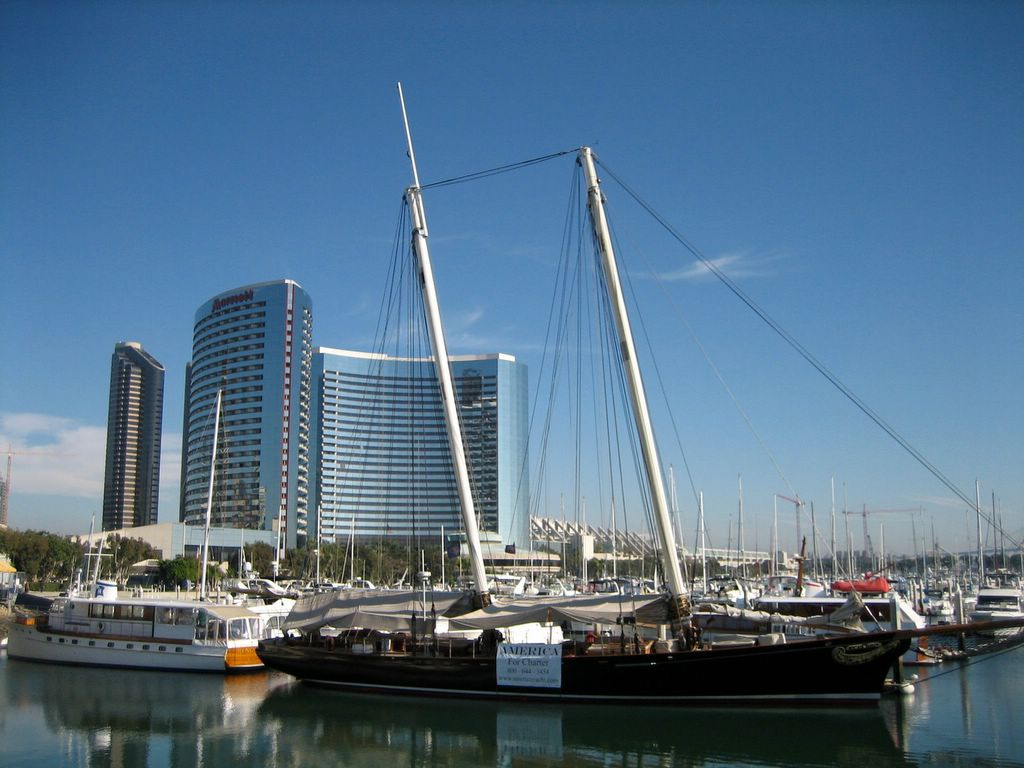 Th the largest city in california - Seaport Village Is Located At The Bay In Downtown San Diego California San Diego Is The 7th Largest City In The U S A With About 1 2 Million Residents