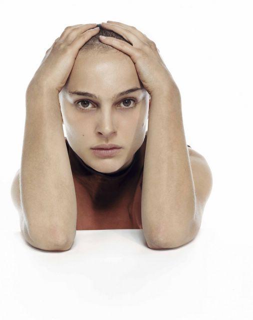 Famosas que se han afeitado la cabeza - Bella Hermosa