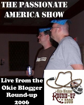 PAS live from the Okie Blogger Round-Up
