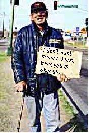 Don't be Homelessphobic!