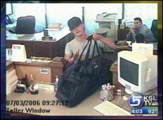 Moonbat Bank Robber