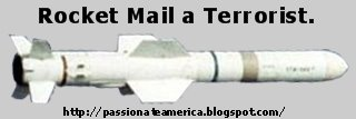 Send Rocket Mail To A Terrorist!