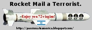 Send Rocket Mail To A Terrorist!