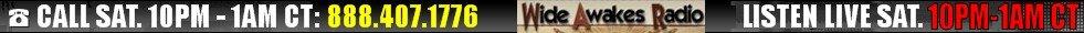 Listen Live to Wide Awakes Radio