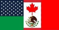 Amerexanada flag