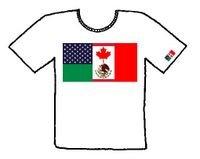 Amerexanada t shirt