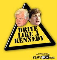 Drive Like A Kennedy Game