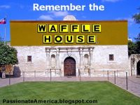 Remember the Waffle House!