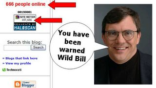 click for an Evil Message from The Dark Lord Glenn Reynolds!