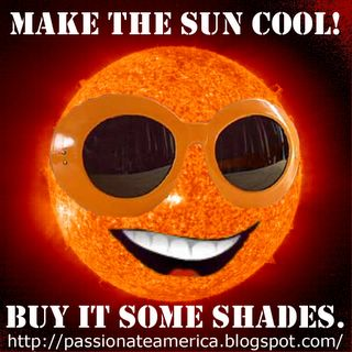 Make The Sun Cool!