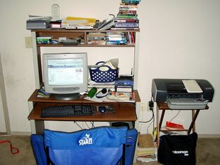 Family computer and printer