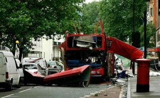 The 2005 London Bus Attack