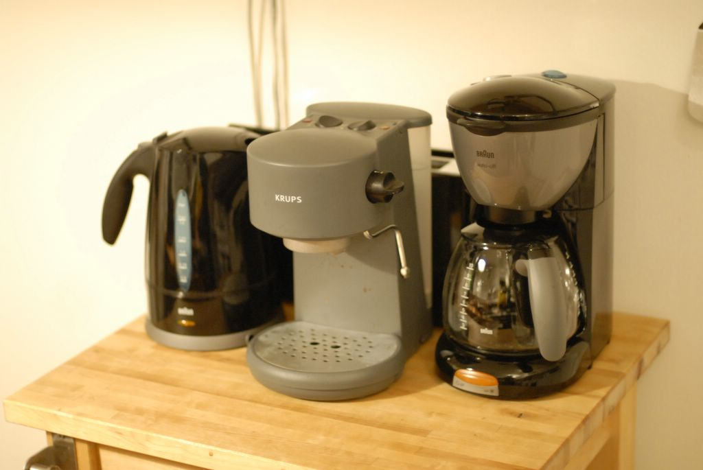 Makers Pavoni bosch benvenuto b20 espresso machine