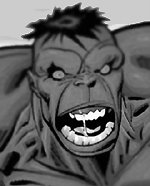 Photo: The Incredible Hulk