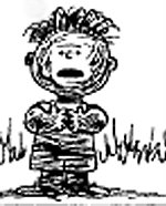 Photo: Pigpen of Peanuts