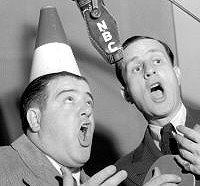 Photo: Bud Abbott and Lou Costello
