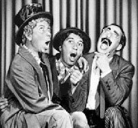 Photo: The Marx Brothers