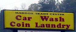 Photo: Car Wash Coin Laundry