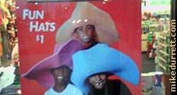 Photo: FUN HATS $1