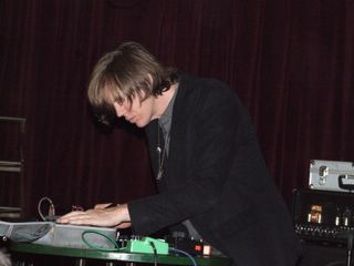 Thurston Moore/Prurient @ The Hook, Brooklyn
