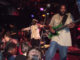 Bad Brains Live @ CBGB