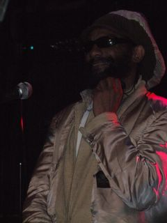 HR/Bad Brains @ CBGB, NYC Oct. 9, 2006